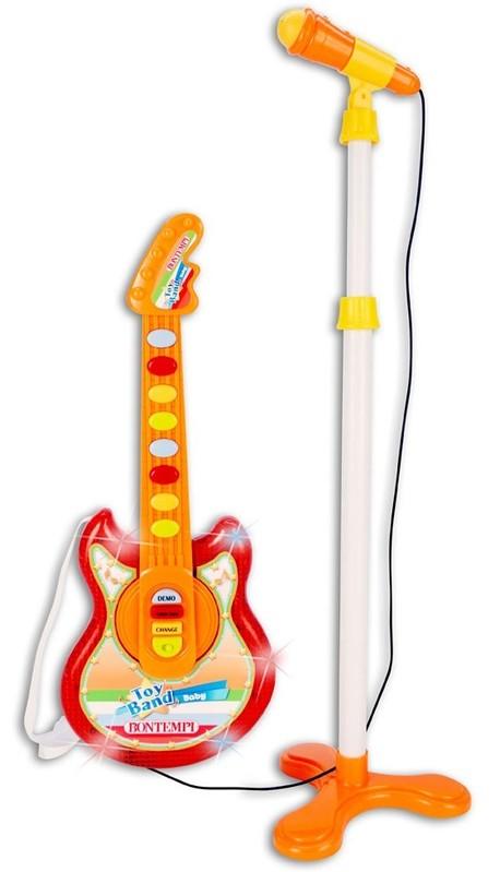 BONTEMPI - detská rocková gitara Baby