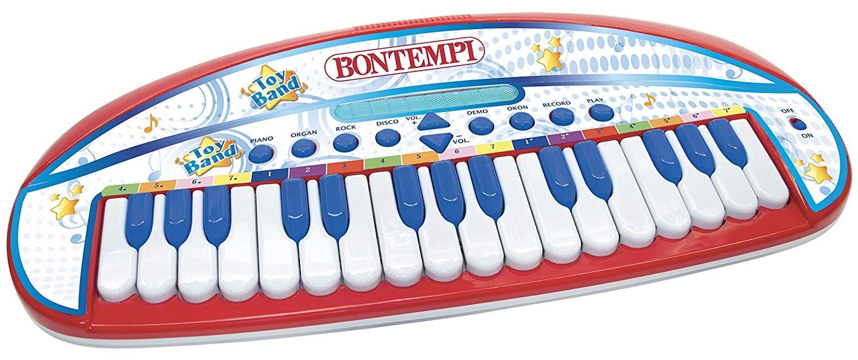 BONTEMPI - detské elektronické klávesy 123109
