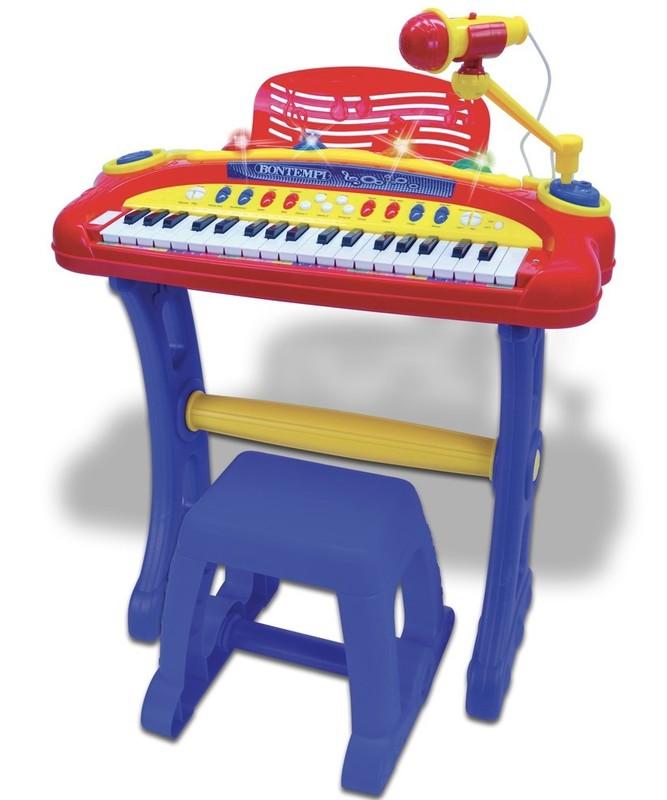 BONTEMPI - detské elektronické klávesy 133442