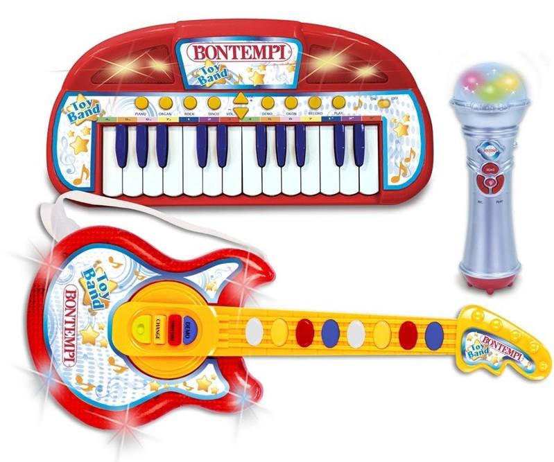 BONTEMPI - Detský hudobný set