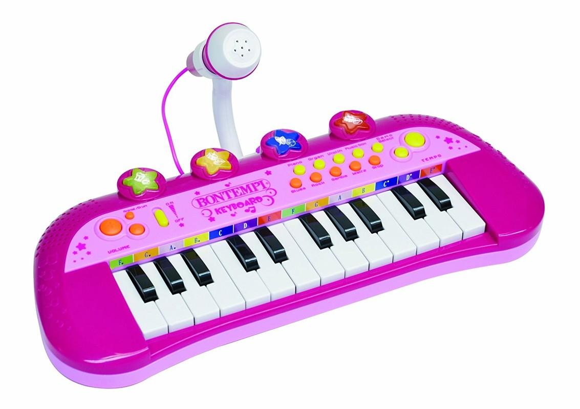 BONTEMPI - dievčenské elektronické klávesy 122971