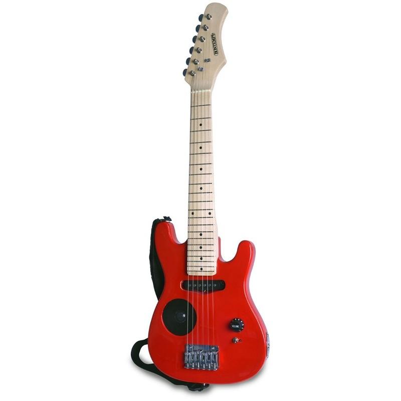 BONTEMPI - Elektrická drevená gitara 247500