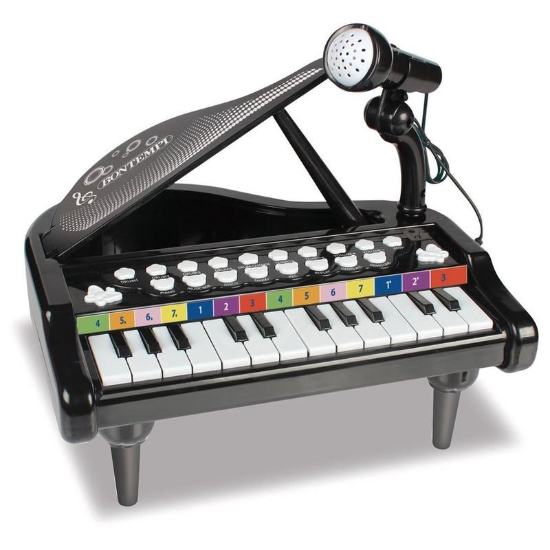 BONTEMPI - elektronické piano s mikrofónom 102010