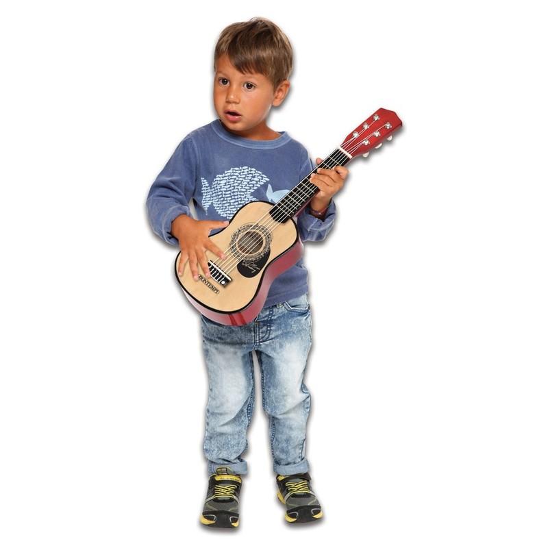 BONTEMPI - Klasická drevená gitara 55 cm 215530