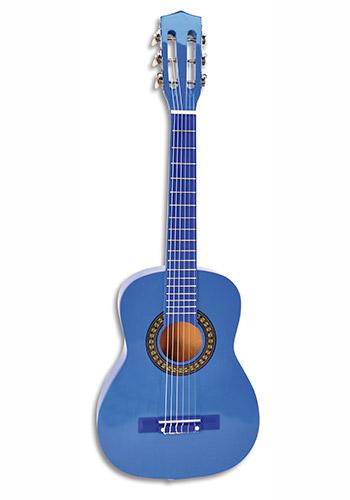 BONTEMPI - Klasická drevená gitara 75 cm farebná 227511