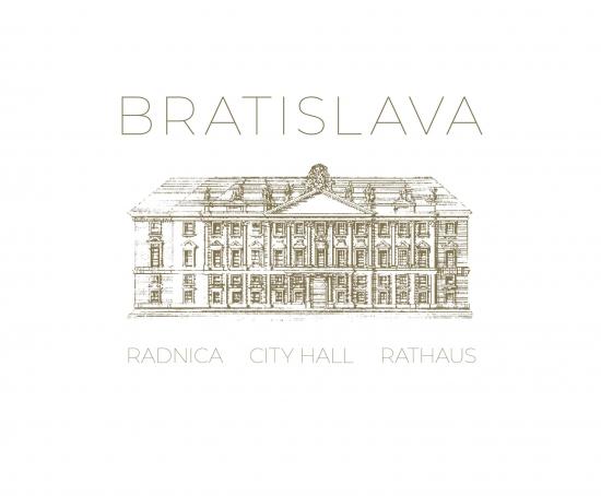 Bratislava - City Hall, Rathaus, Radnica - Martin Sloboda