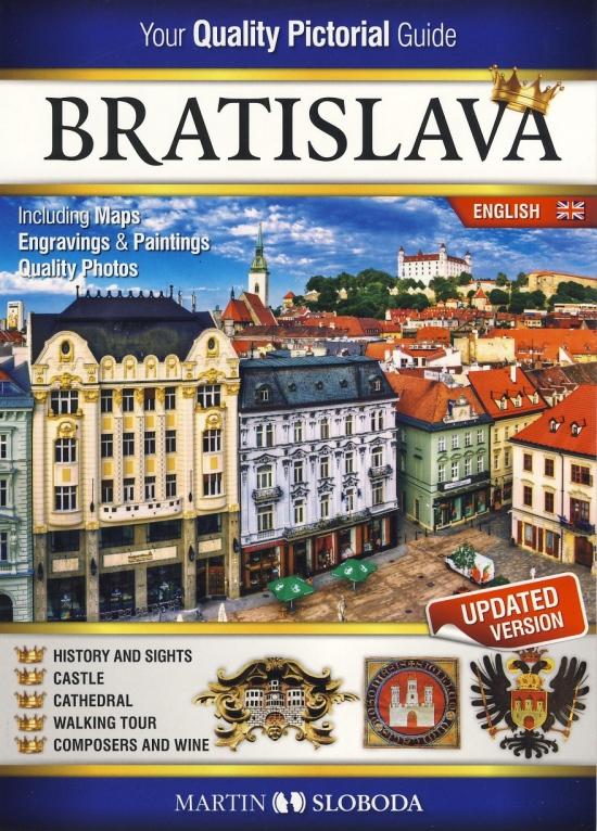 Bratislava obrázkový sprievodca ANG - Sloboda Martin