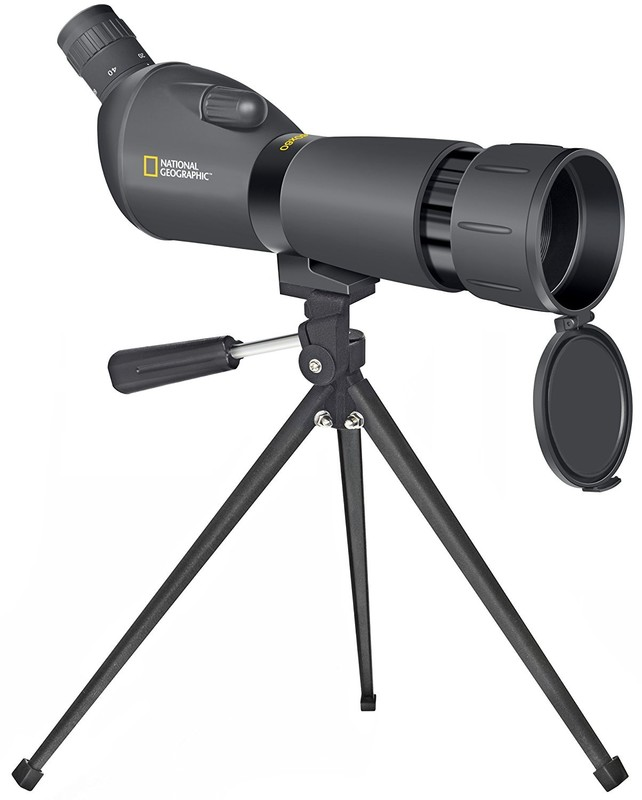 BRESSER - National Geographic Teleskop 20-60 x 60
