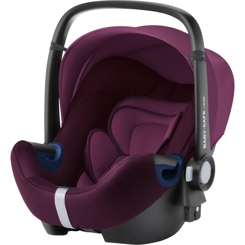 BRITAX RÖMER - Autosedačka Baby-Safe 2 i-Size, 0-13 kg - Burgundy Red