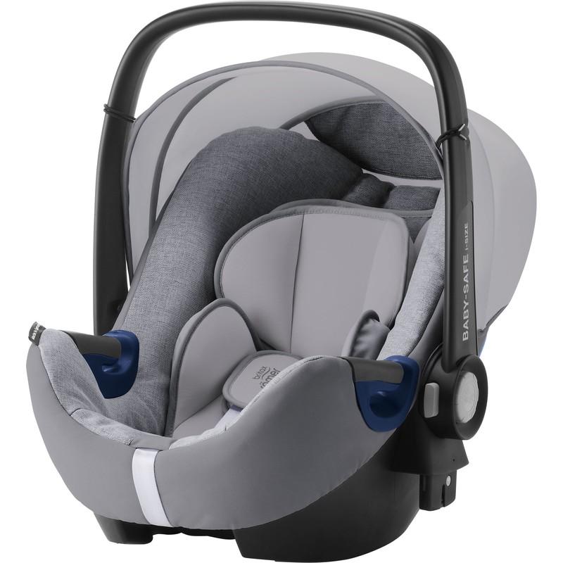 BRITAX RÖMER - Autosedačka Baby-Safe 2 i-Size, 0-13 kg - Grey Marble