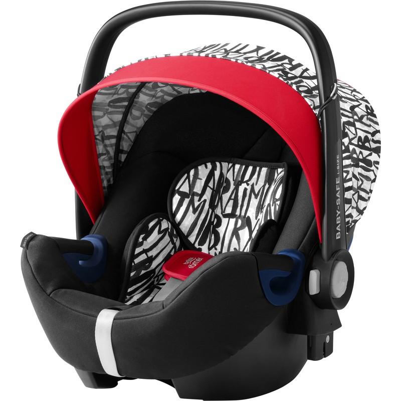 BRITAX RÖMER - Autosedačka Baby-Safe 2 i-Size, 0-13 kg - Letter Design