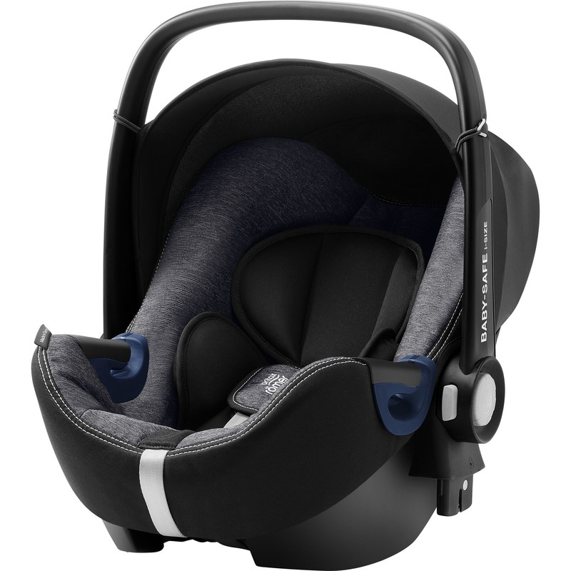 BRITAX RÖMER - Autosedačka Baby-Safe 2 i-Size, Graphite Marble