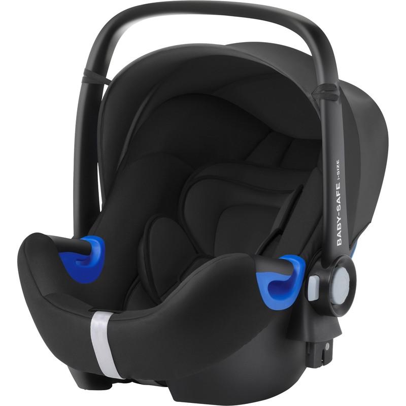 BRITAX RÖMER - Autosedačka Baby-Safe i-Size, Cosmos Black
