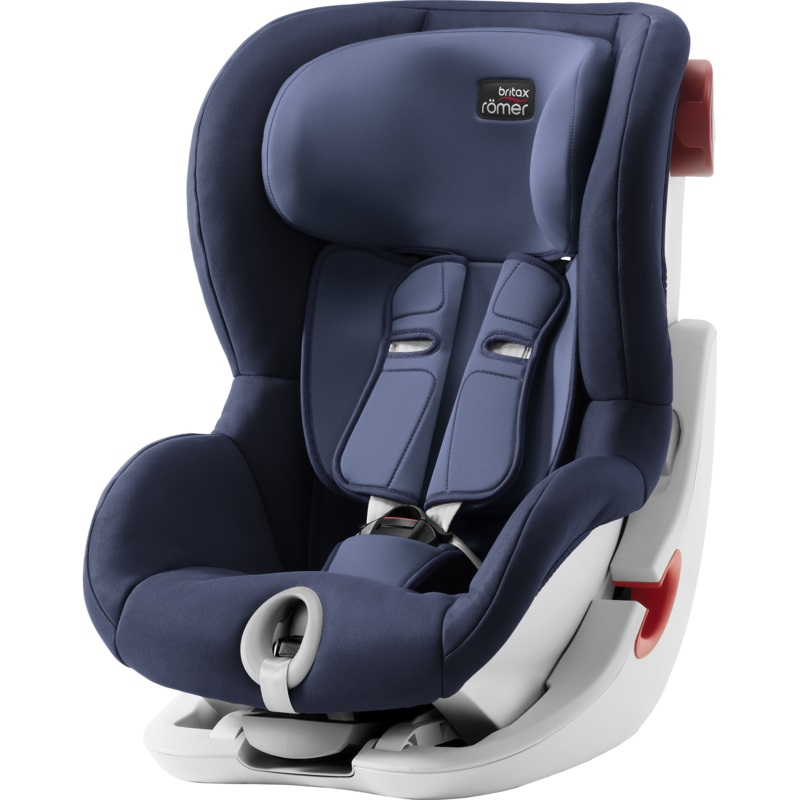BRITAX RÖMER - Autosedačka KING II, 9-18 kg - Moonlight blue