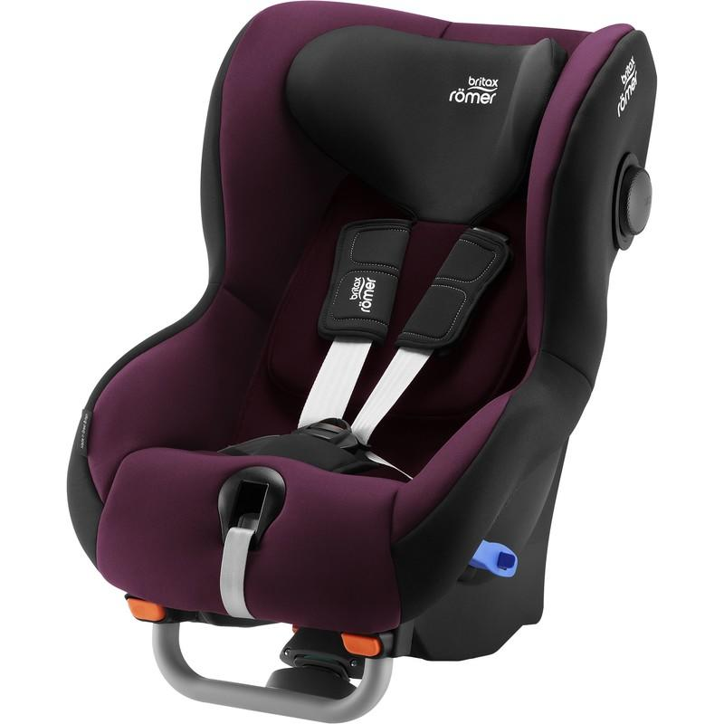 BRITAX RÖMER - Autosedačka Max-Way Plus, Burgundy Red