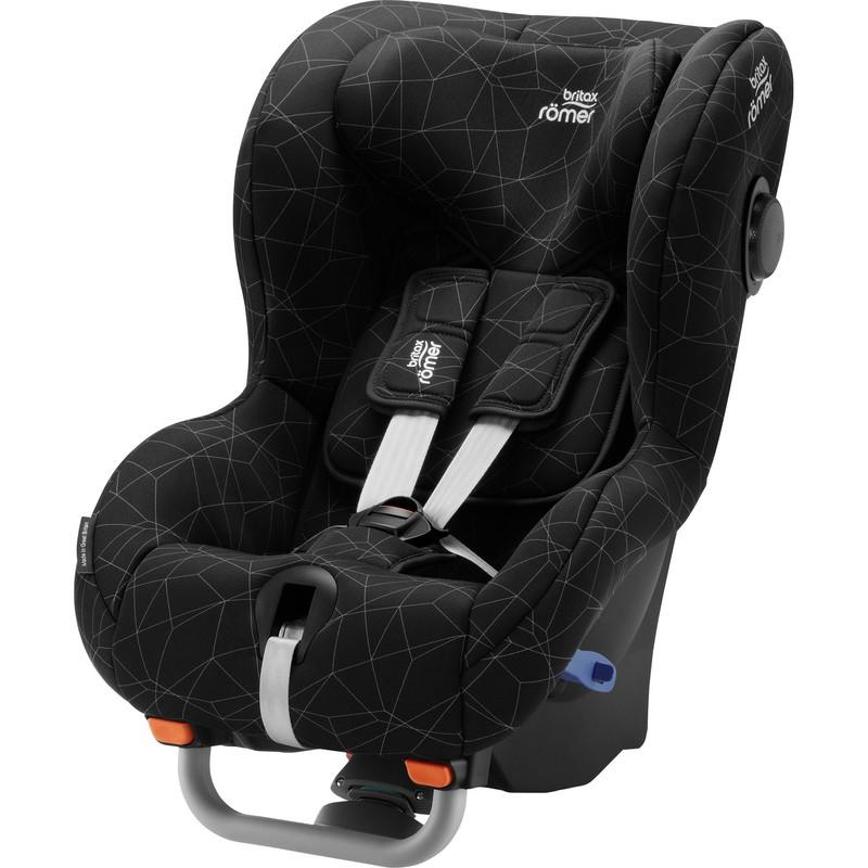 BRITAX RÖMER - Autosedačka Max-Way Plus, Crystal Black