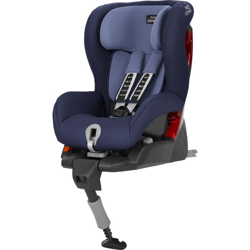 BRITAX RÖMER - Autosedačka Safefix Plus, 9-18 kg - Moonlight Blue
