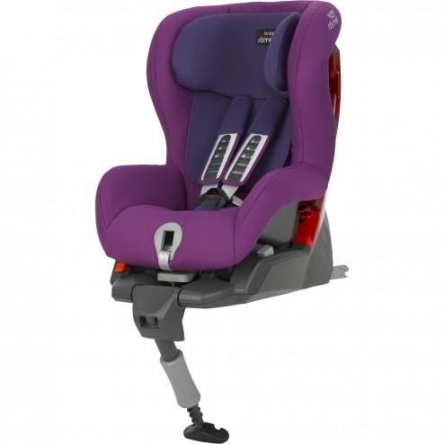 BRITAX RÖMER - Autosedačka Safefix Plus, Mineral Purple