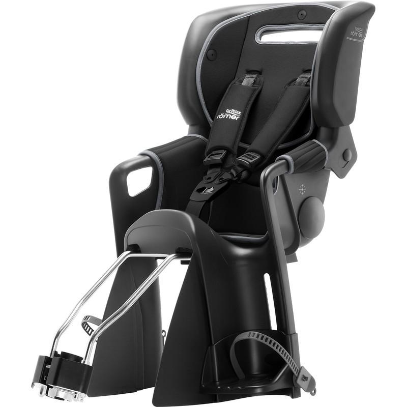 BRITAX RÖMER - Cyklosedačka Jockey 3 Comfort, Black/Grey
