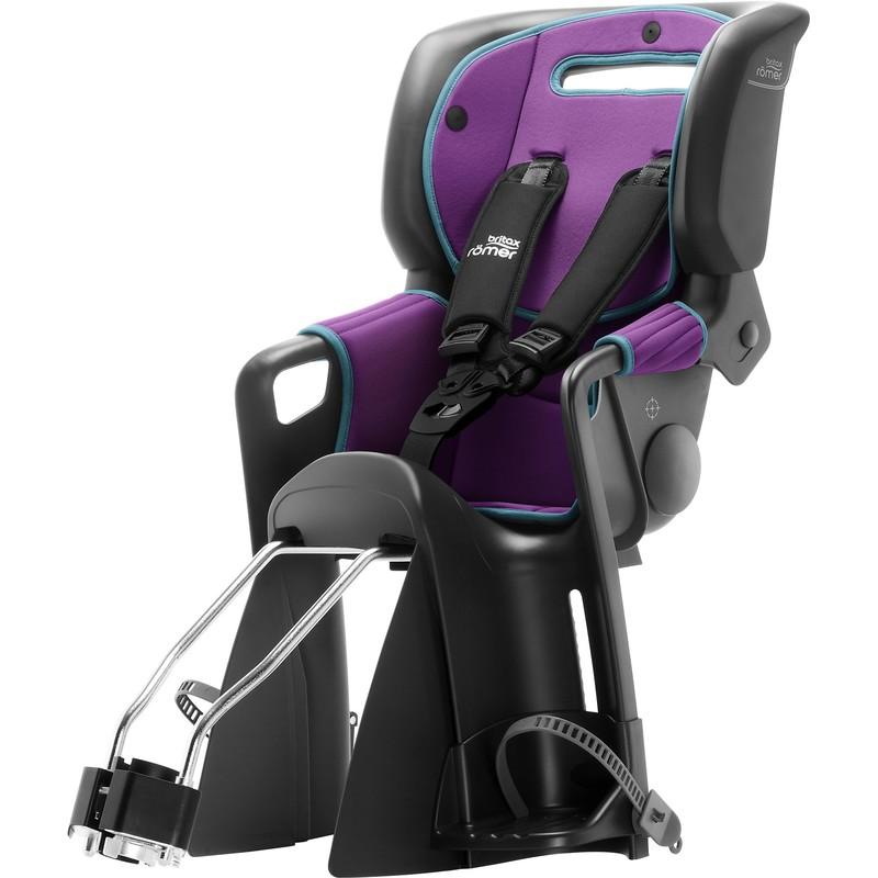 BRITAX RÖMER - Cyklosedačka Jockey 3 Comfort, Turqoise/Purple