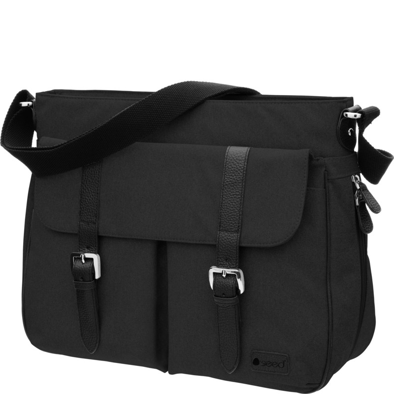 BRITAX RÖMER - Prebaľovacia taška Companion ku kočíku Seed, Black