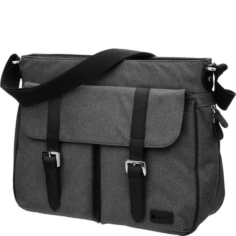 BRITAX RÖMER - Prebaľovacia taška Companion ku kočíku Seed, Dark Grey