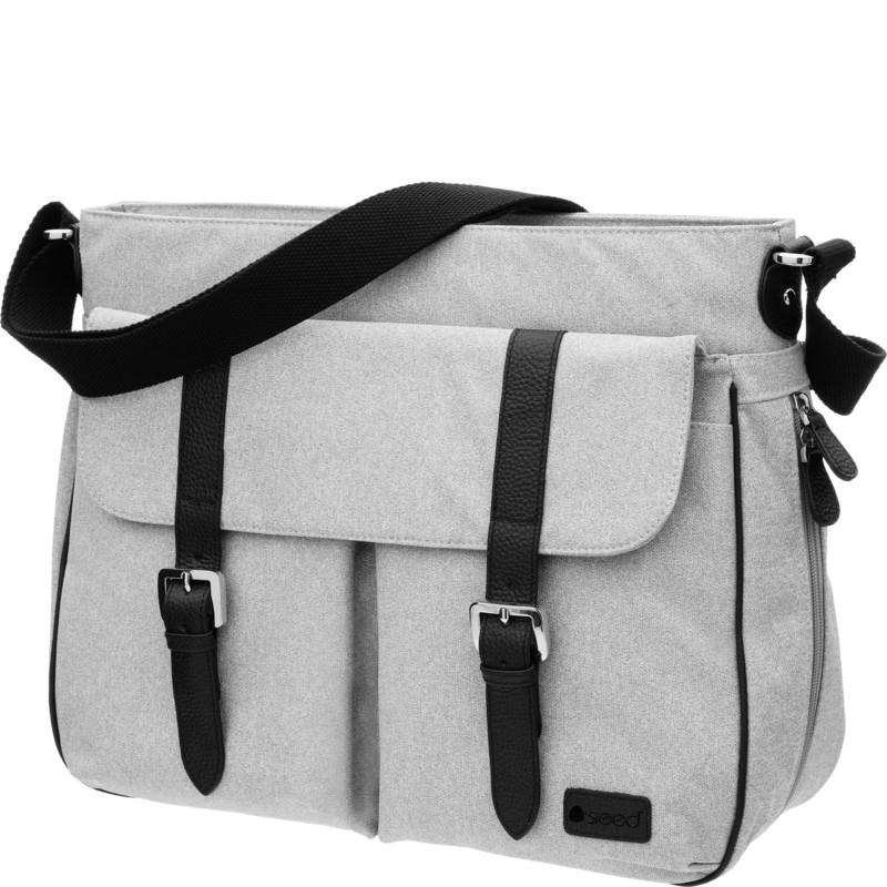 BRITAX RÖMER - Prebaľovacia taška Companion ku kočíku Seed, Grey Melange