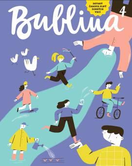 Bublina 4. - kolektív autorov