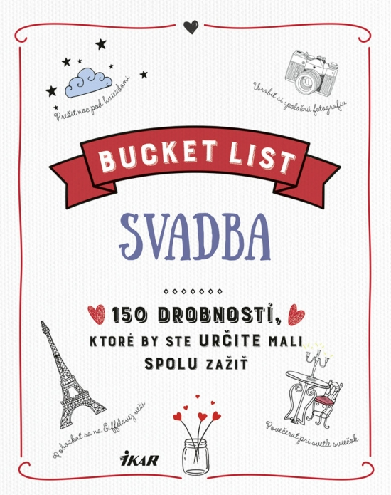 Bucket List: Svadba - Iris Warkusová