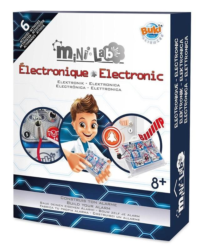 BUKI - Vedecký set Elektronika mini