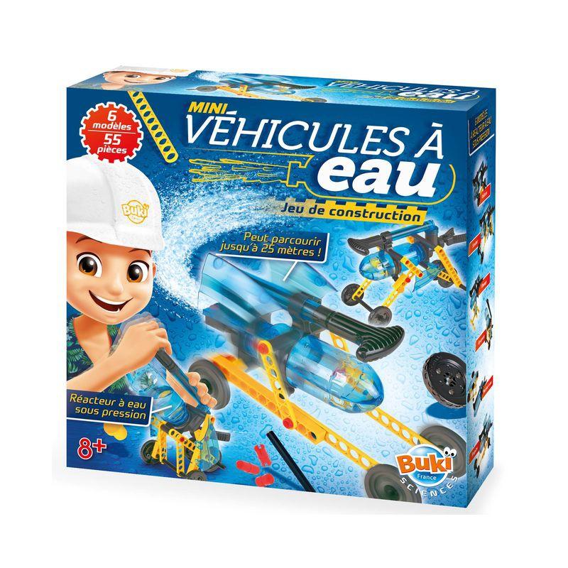 BUKI - Vozidlá na vodu mini