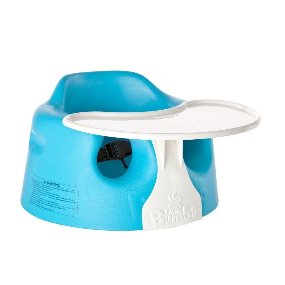 """BUMBO - Detská sedačka ,, Bumbo"""" - modrá"""