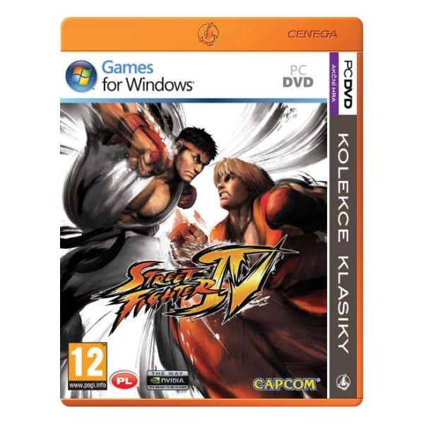CAPCOM - PC NKK - Street Fighter 4
