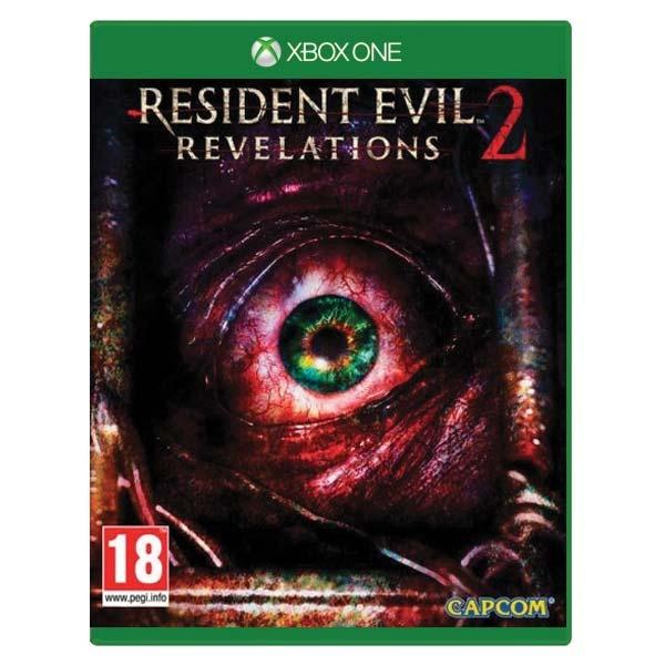 CAPCOM - XONE Resident Evil: Revelations 2, Survival horor pre Xbox One