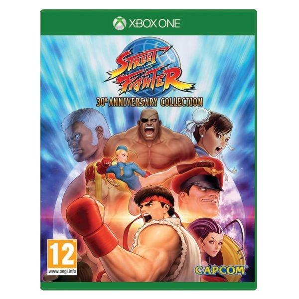 CAPCOM - XONE Street Fighter 30th Anniversary Collection