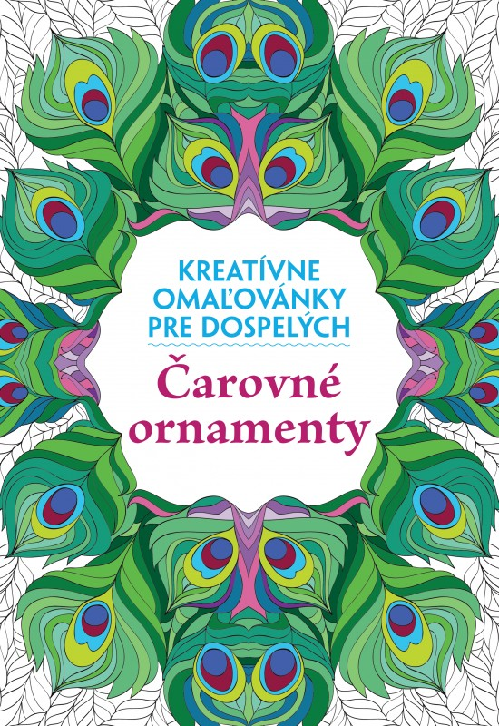 Čarovné ornamenty - kolektív autorov