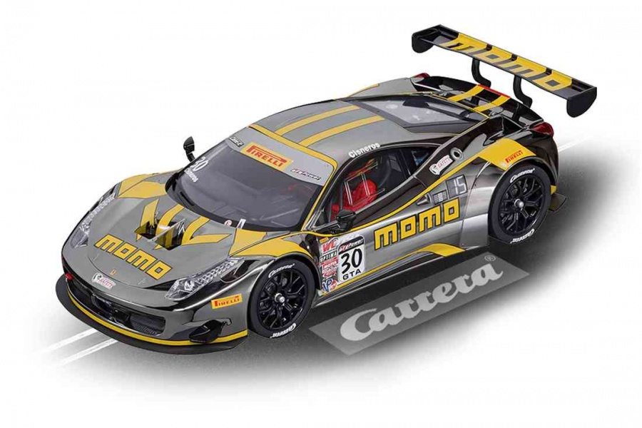 CARRERA - Auto Carrera D124 - 23865 Ferrari 458 Italia GT3