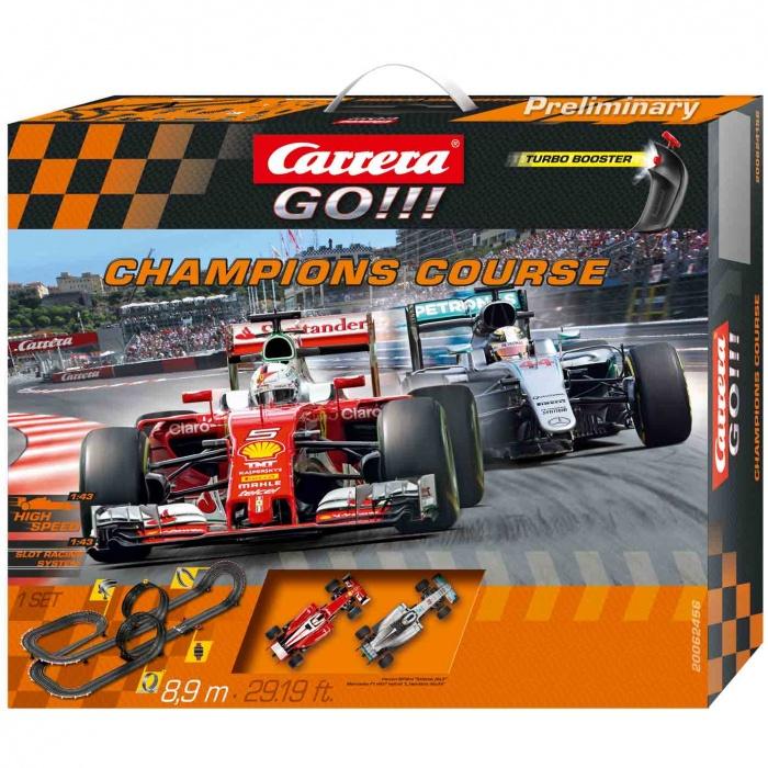 CARRERA - Autodráha Carrera GO 62456 Champions Course