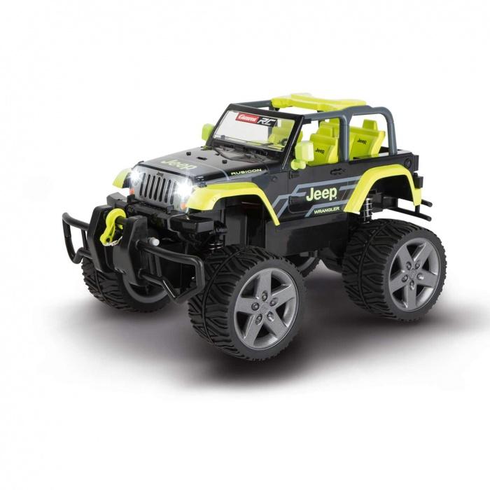 CARRERA - R / C auto Carrera Jeep Wrangler (1:16) 2.4GHz