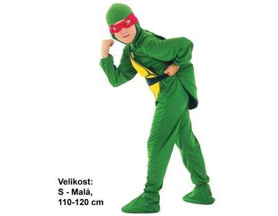 CASALLIA - Karnevalové oblečenie korytnačka S