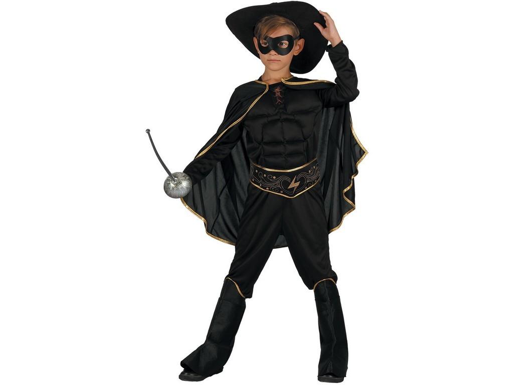 CASALLIA - Karnevalový kostým Bandita s klobúkom M