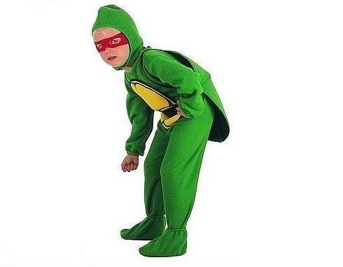 CASALLIA - Karnevalový kostým bojovník Korytnačka