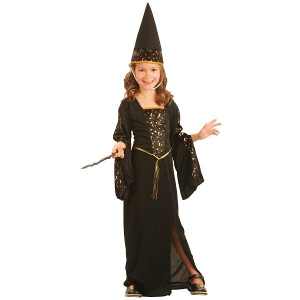 CASALLIA - Karnevalový kostým Čarodejnica - M
