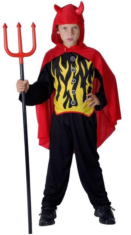 CASALLIA - Karnevalový kostým Čert M