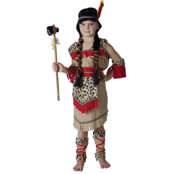 73f7d5d01 CASALLIA - Karnevalový kostým Indiánka - S - Market24.sk