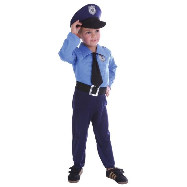 CASALLIA - Karnevalový kostým Malý policajt