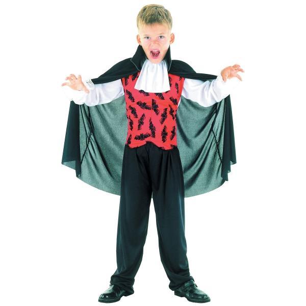 CASALLIA - Karnevalový kostým Upír - M