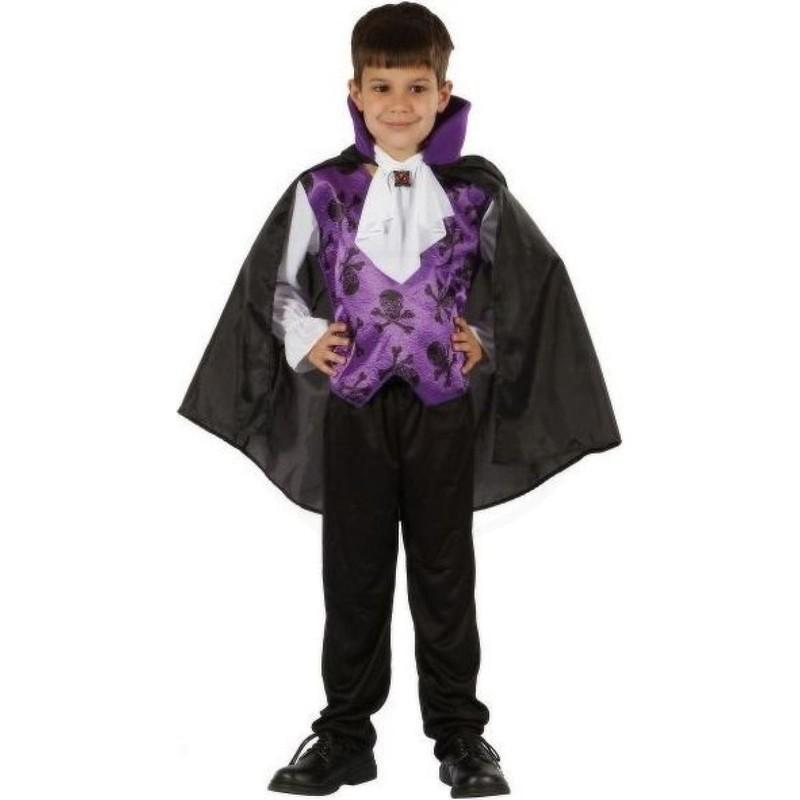 CASALLIA - Karnevalový kostým Vampír M