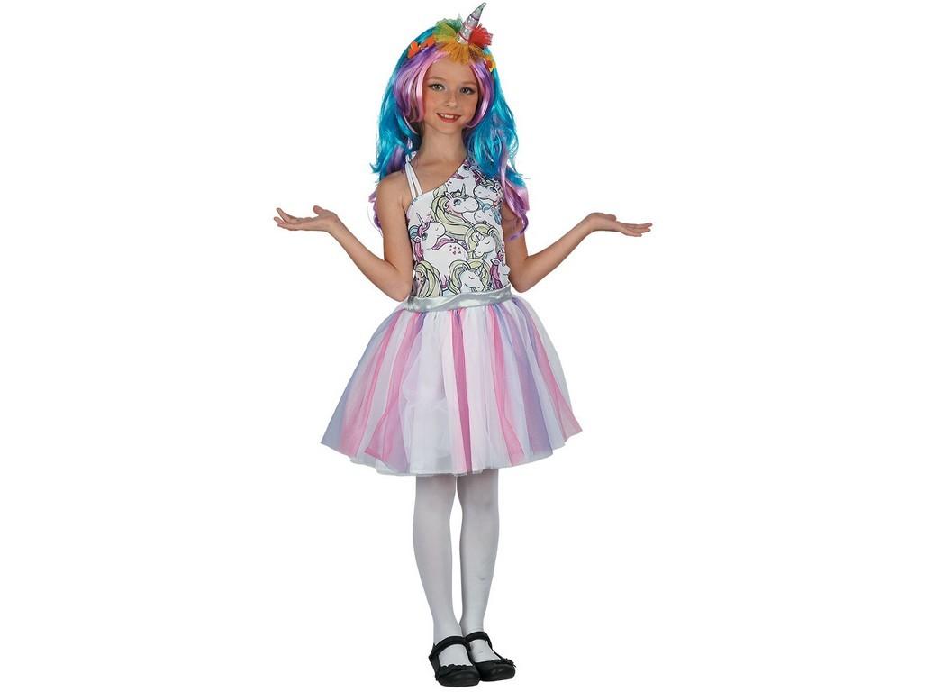 CASALLIA - Karnevalový kostým Víla - Jednorožec - L
