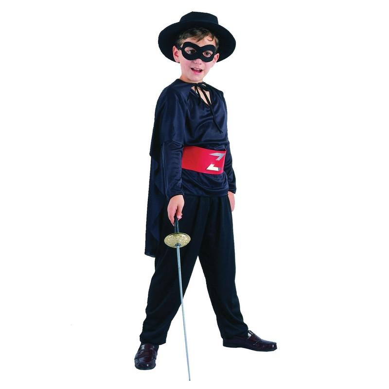 CASALLIA - Karnevalový kostým Zorro M